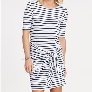 Exclusive Michael Stars + Evereve Striped Dress- S
